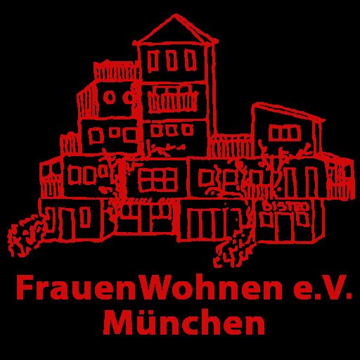 Logo des Vereins FrauenWohnen e.V. münchen